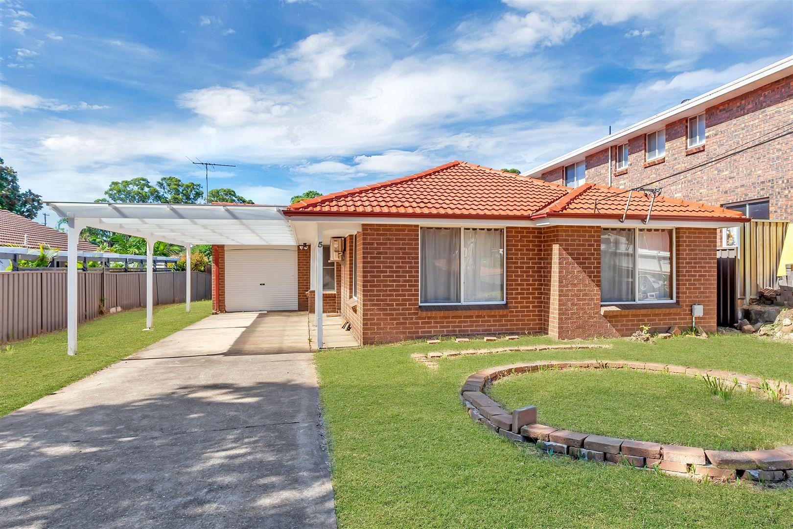 5 Valetta Court, Blacktown NSW 2148, Image 0