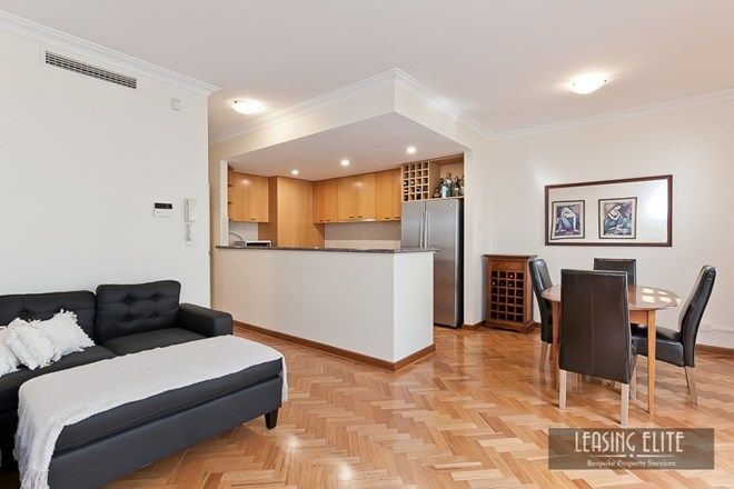 Picture of 61 Henry Lawson Walk, EAST PERTH WA 6004