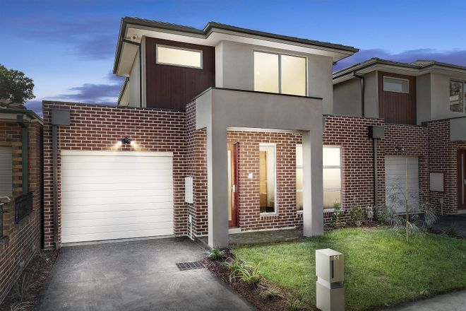 Picture of 1/1 Nonna Street, OAKLEIGH EAST VIC 3166