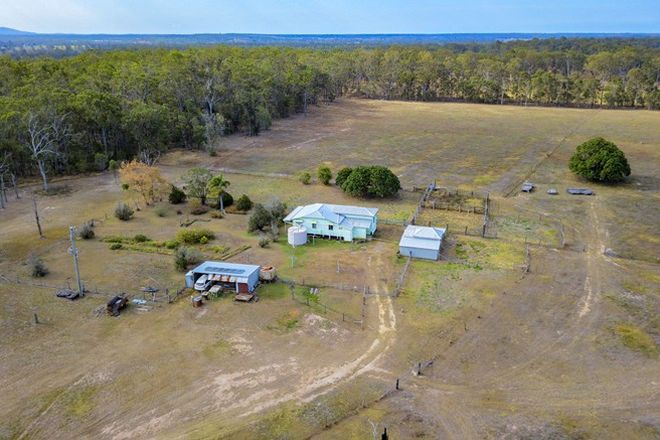 Picture of 111 Stevens Road, BUCCA QLD 4670
