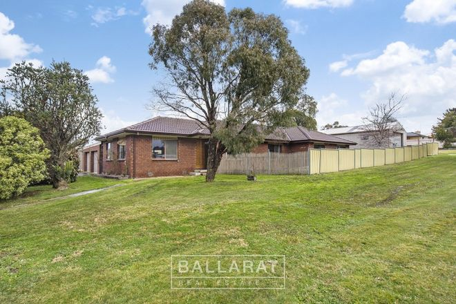 Picture of 2 Park Road, BEAUFORT VIC 3373