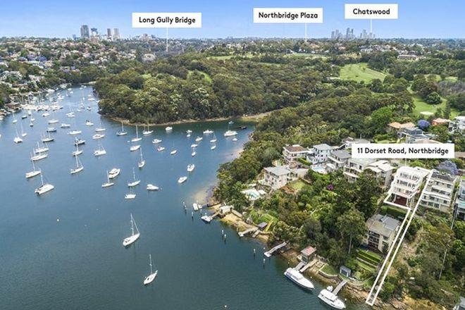 Picture of 11 Dorset Road, NORTHBRIDGE NSW 2063