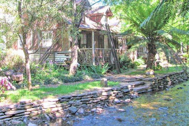 Picture of 29 Scott Street, WOODS POINT VIC 3723