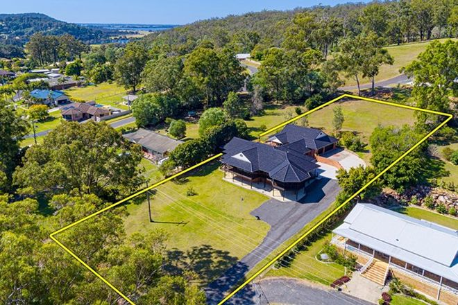 Picture of 167 Golf Links Road, WOODFORD ISLAND NSW 2463