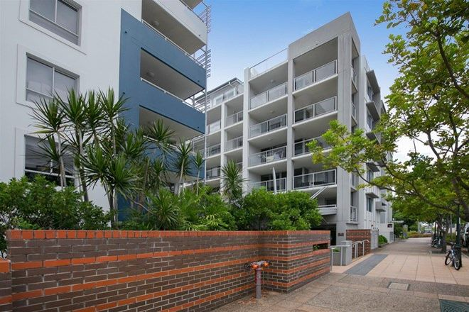 Picture of 302/8 Cordelia Street, SOUTH BRISBANE QLD 4101