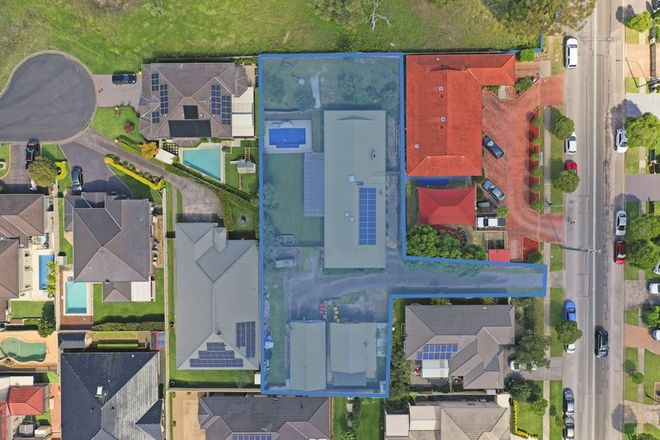 Picture of 68 Conrad Road, KELLYVILLE RIDGE NSW 2155