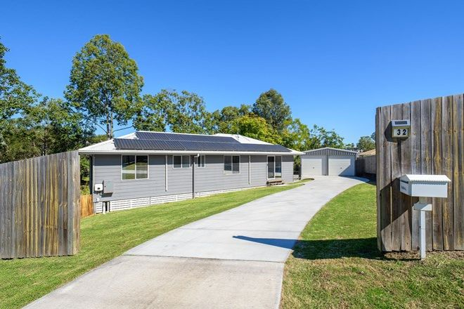 Picture of 32 Cartwright Road, GYMPIE QLD 4570