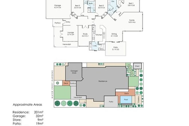 Picture of 49 Water Crest Gardens, GWELUP WA 6018