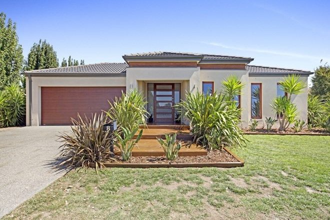 Picture of 8 Bloomfield Road, GISBORNE VIC 3437