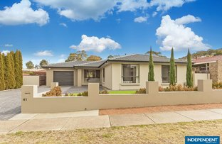 41 Partridge Street, Fadden ACT 2904