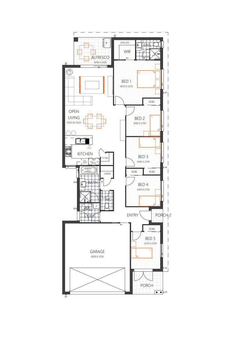 Lot 5 Valance Street, Oxley QLD 4075, Image 1
