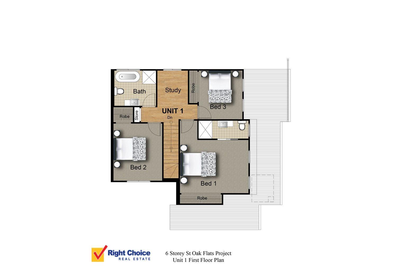 1/6 Storey Street, Oak Flats NSW 2529, Image 2