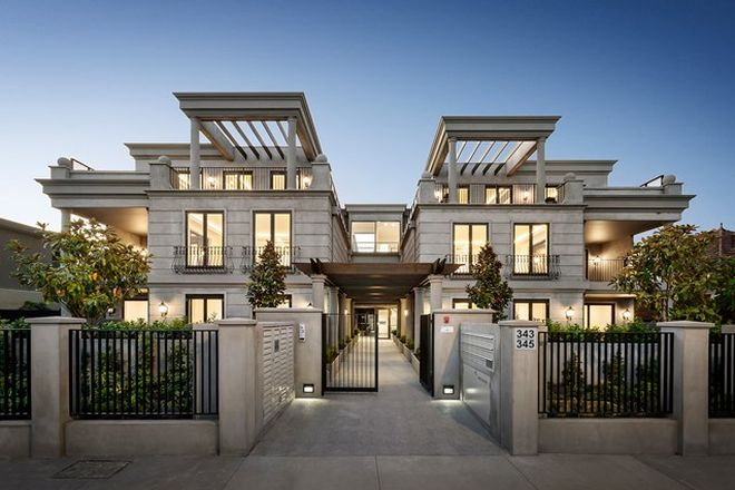 Picture of 15/343-345 Glenferrie Road, MALVERN VIC 3144