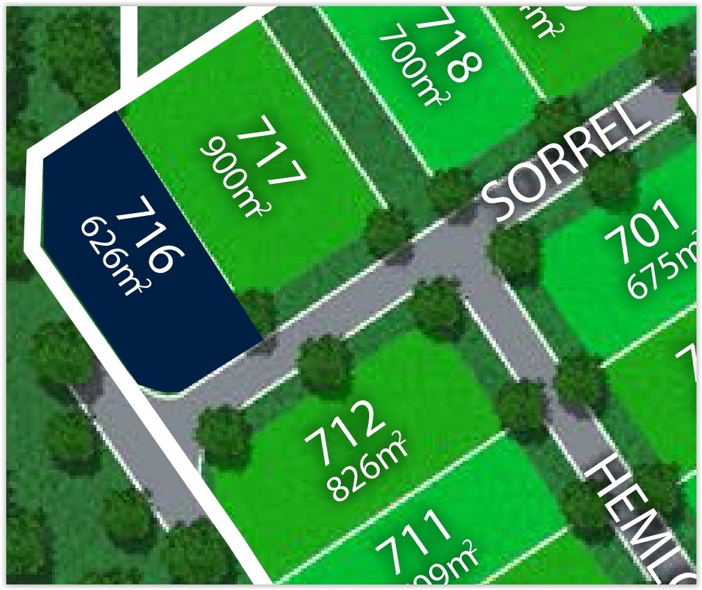 Lot 716 Sorrel Court, Murwillumbah NSW 2484, Image 2