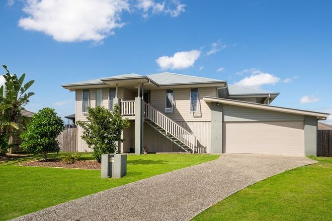 Picture of 14 Vivian Hancock Drive, NORTH BOOVAL QLD 4304