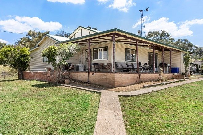 Picture of 49 Spring Creek Road, MOOKERAWA NSW 2820
