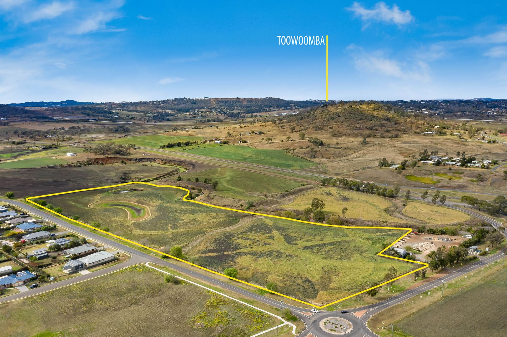 Lot 1 Cnr Old Homebush & Gowrie Birnam Roads, Gowrie Junction QLD 4352, Image 1