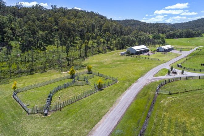 Picture of Lot 104 Putty Road, HOWES VALLEY NSW 2330