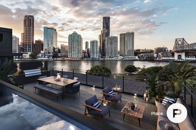 Picture of 702/75 Main Street, KANGAROO POINT QLD 4169