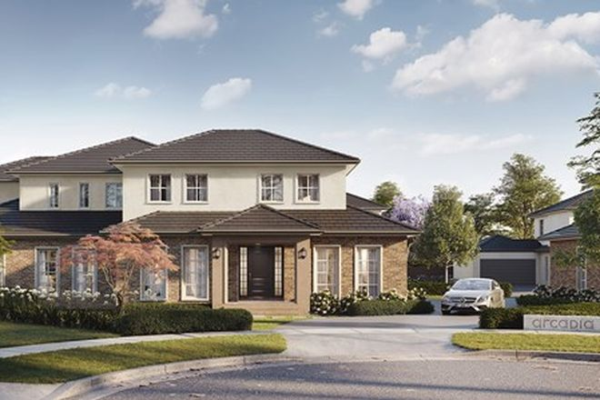 Picture of 3&4/4-5 Tawonga Court, GLEN WAVERLEY VIC 3150