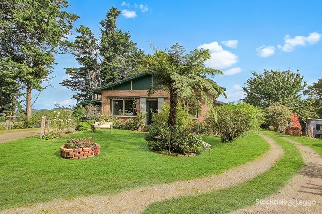 Picture of 2450 Grand Ridge Road, MIRBOO VIC 3871
