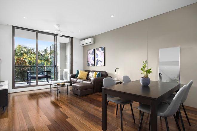 Picture of 34/370 George Street, WATERLOO NSW 2017