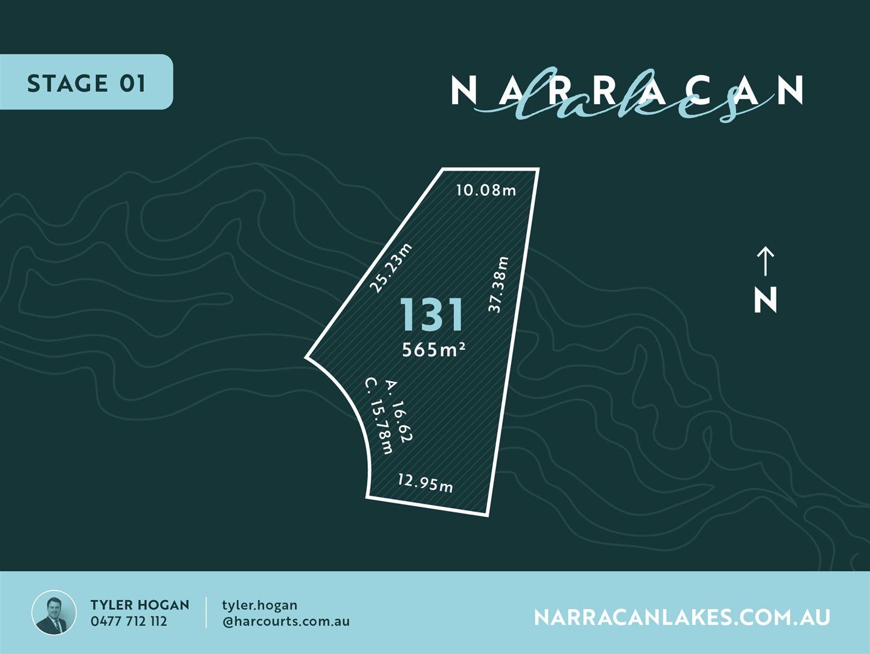 Lot 131 Narracan Lakes, Newborough VIC 3825, Image 0