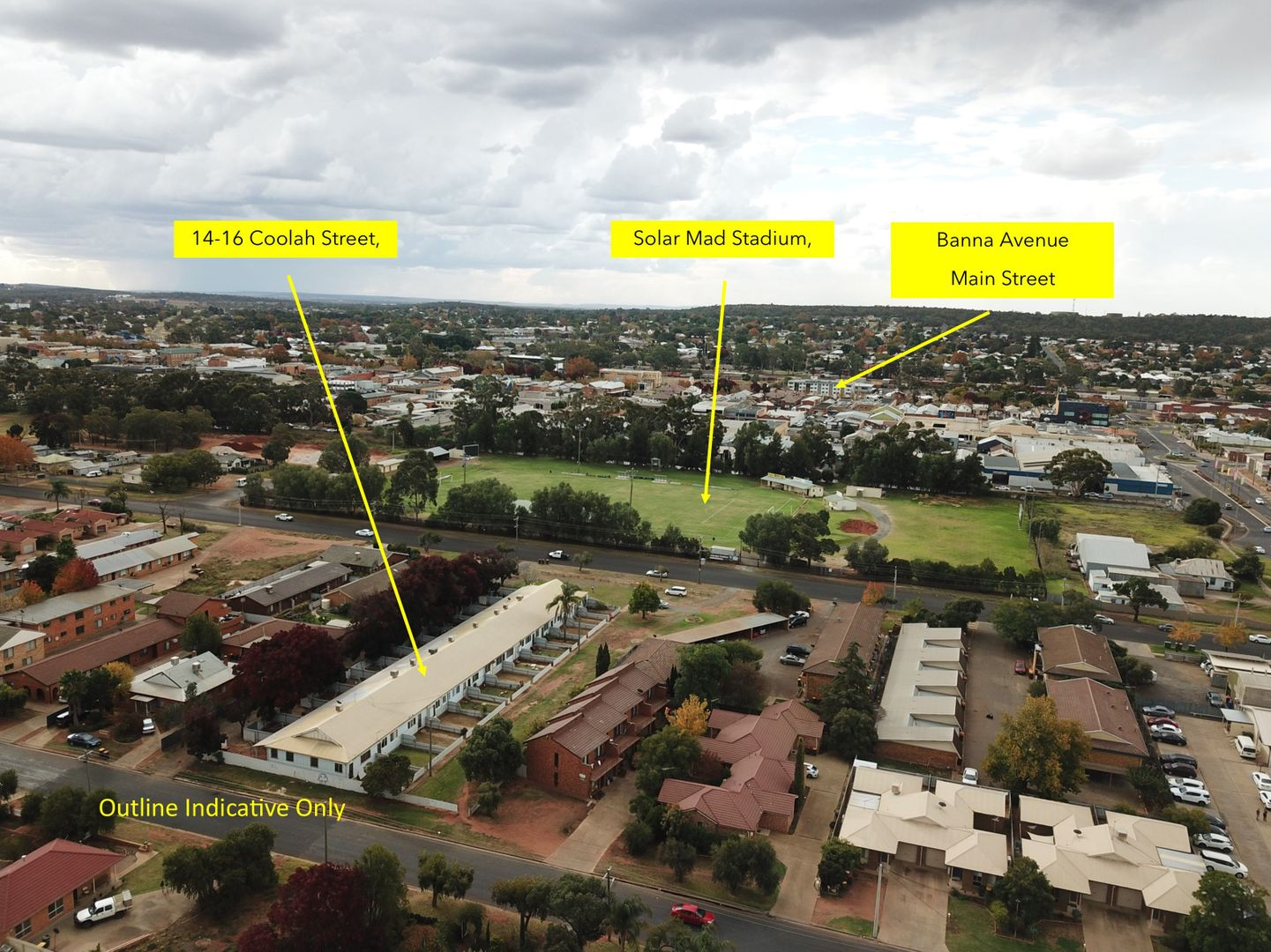 14-16 Coolah Street, Griffith NSW 2680, Image 0