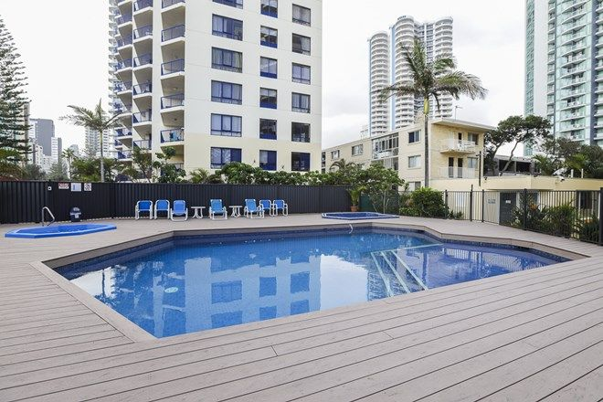 Picture of 106/8-12 Trickett Street, SURFERS PARADISE QLD 4217