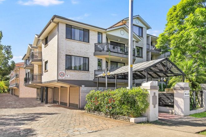Picture of 52/59 Good Street, WESTMEAD NSW 2145