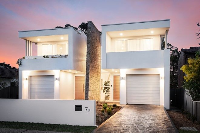 Picture of 7a Flinders Road, CRONULLA NSW 2230