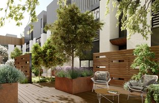 Picture of TH07/339 Williamstown Road, Port Melbourne VIC 3207