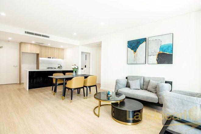 Picture of A206/1-9 Smallwood Avenue, HOMEBUSH NSW 2140