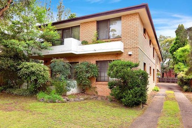 Picture of 2/1 Exeter Road, HOMEBUSH WEST NSW 2140