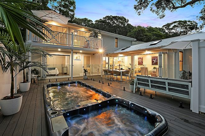 Picture of 14 Cornelian Road, PEARL BEACH NSW 2256