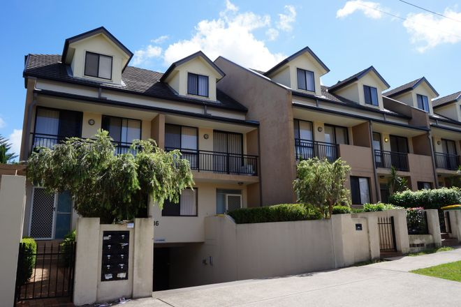 Picture of 10/32 Belmore Street, NORTH PARRAMATTA NSW 2151