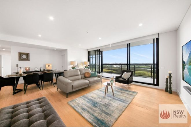 Picture of 2101/13 Verona Drive, WENTWORTH POINT NSW 2127