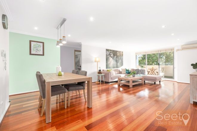 Picture of 29/52-58 Courallie  Avenue, HOMEBUSH WEST NSW 2140