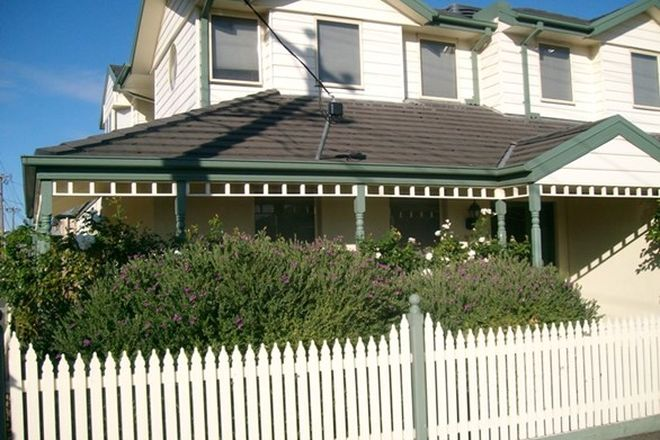 Picture of 1/97 Ballarat Street, YARRAVILLE VIC 3013