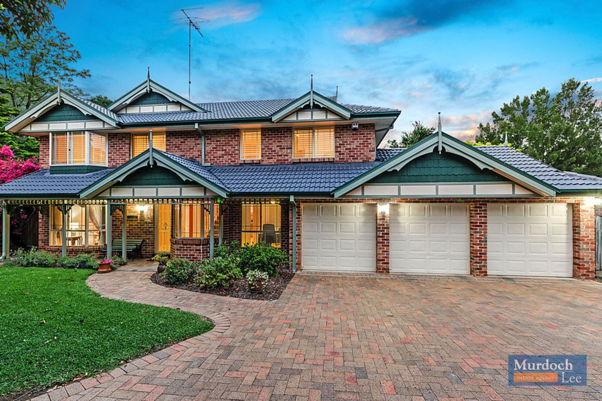 8 Heron Court, Castle Hill NSW 2154, Image 0