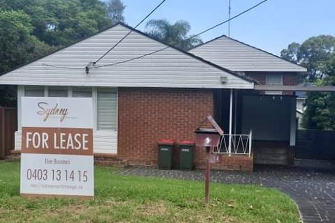 Picture of 14 Friendship Street, DUNDAS VALLEY NSW 2117