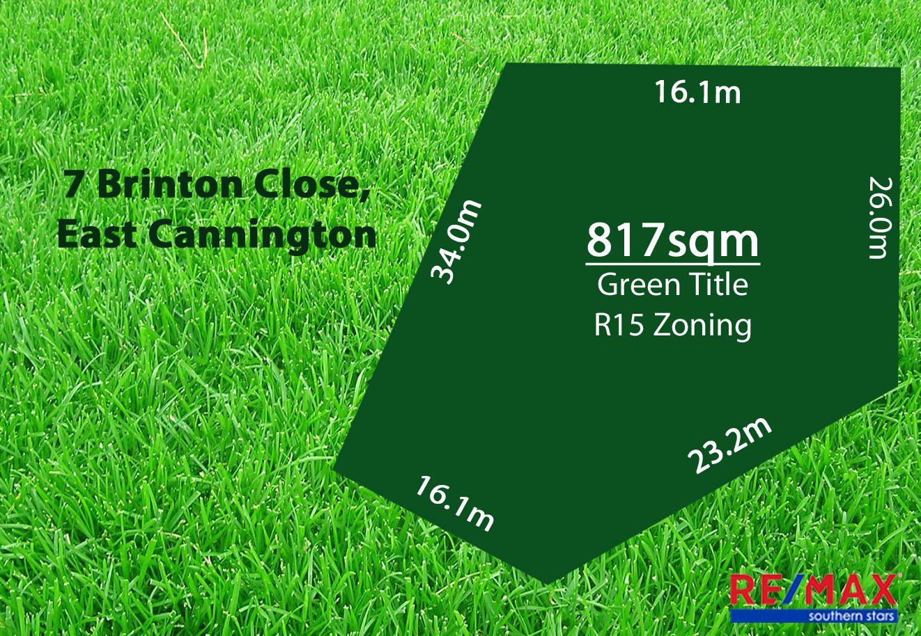 7 Brinton Close, East Cannington WA 6107, Image 2