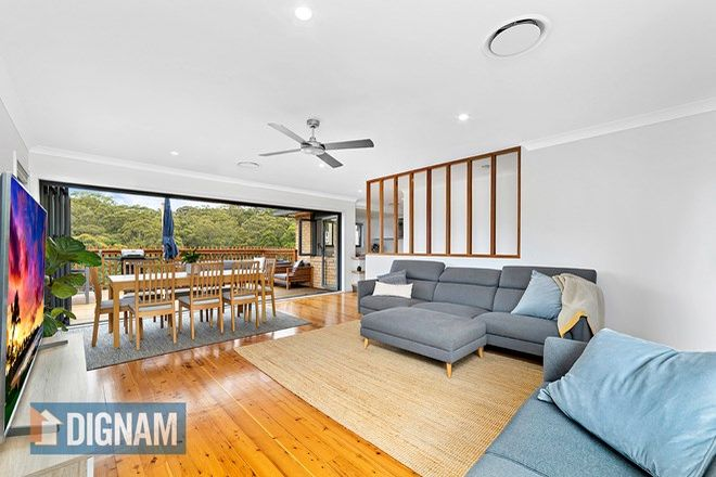 Picture of 63 New Mount Pleasant Road, MOUNT PLEASANT NSW 2519