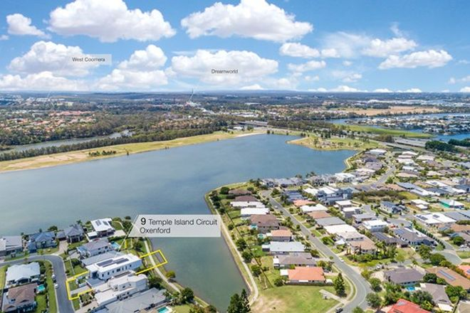 Picture of 9 Temple Island Circuit, OXENFORD QLD 4210