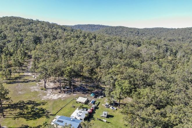 Picture of 222 Red Root Road, PILLAR VALLEY NSW 2462