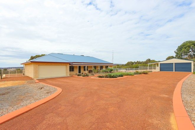Picture of 171 Salt Valley Road, HODDYS WELL WA 6566