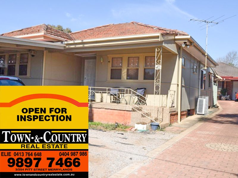 40 CONSTANCE STREET, Guildford NSW 2161, Image 0