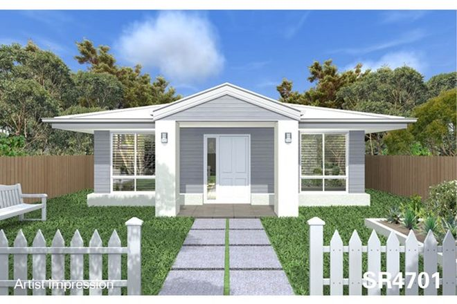 Picture of Lot 97 Blackall Street, BASIN POCKET QLD 4305