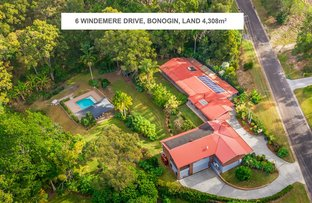 Picture of 6 Windemere Drive, Bonogin QLD 4213