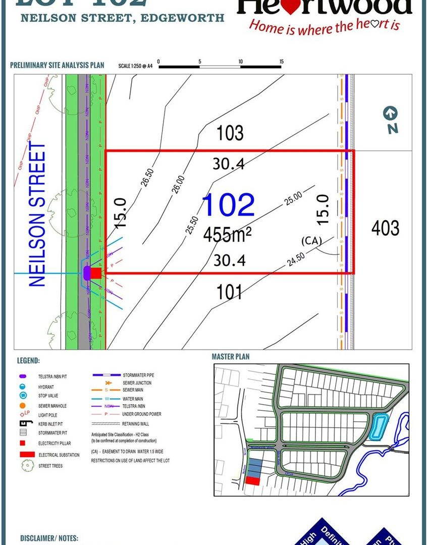 Lot 102 Neilson Street, Edgeworth NSW 2285, Image 2